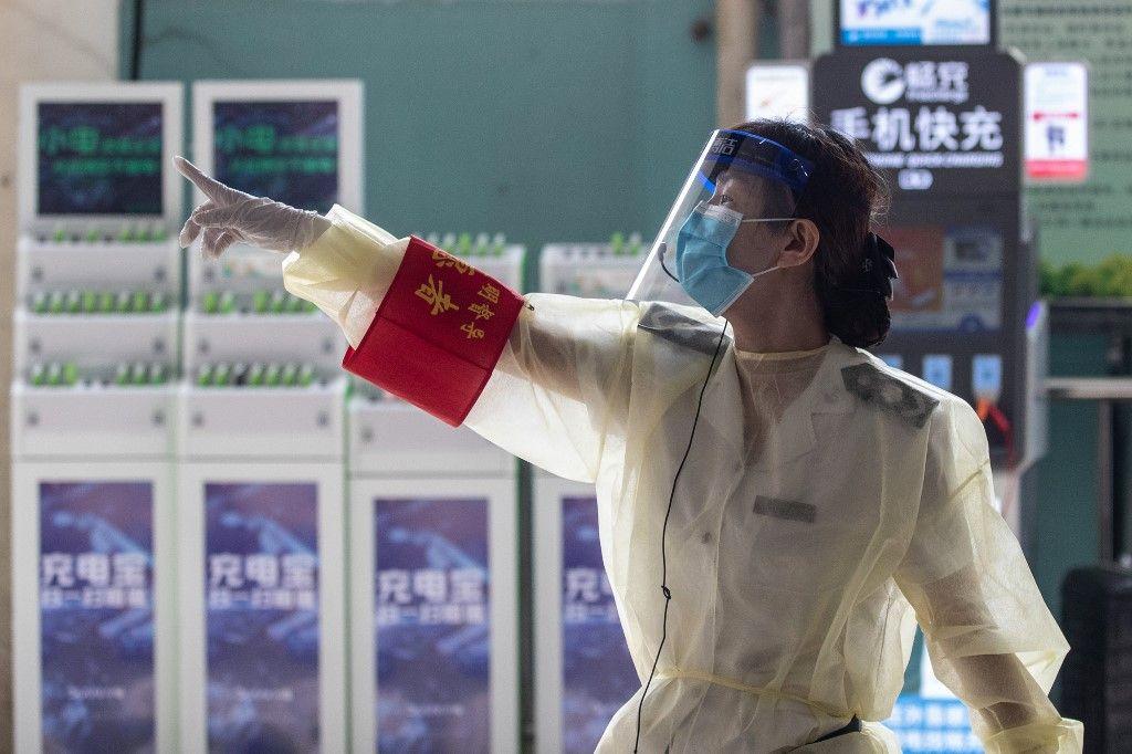Covid-19 : l'armée réfute toute contamination dès le mois d'octobre lors des jeux militaires mondiaux à Wuhan