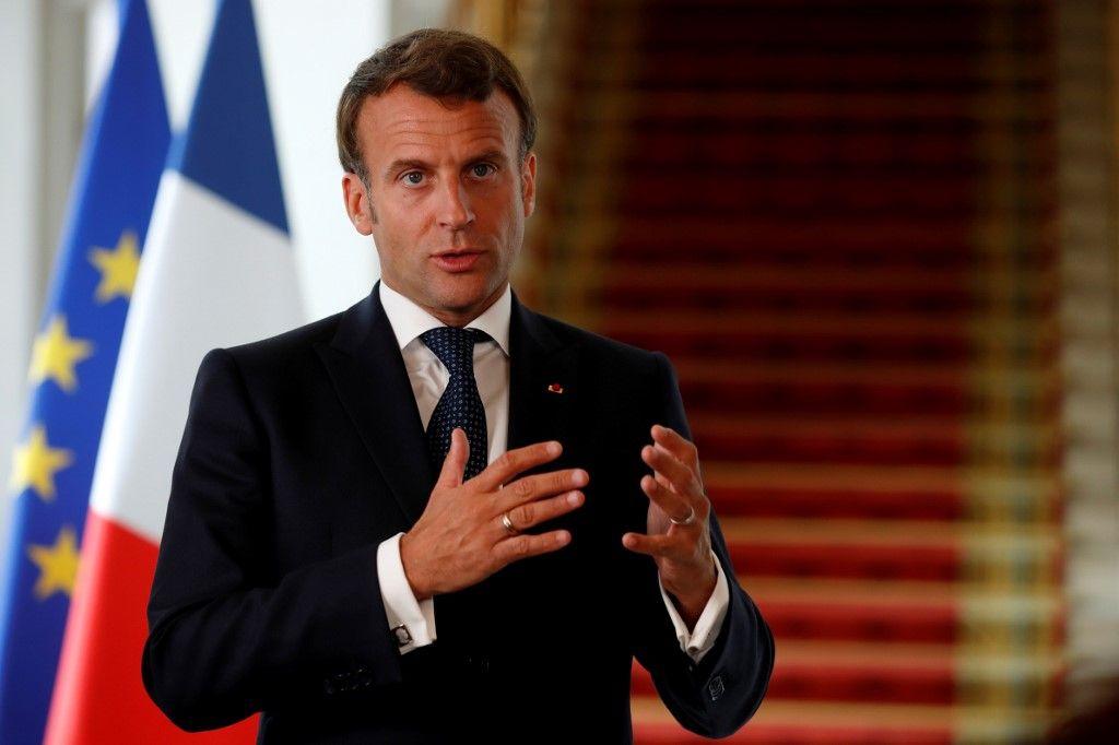 Les Français solidement installés dans leur perception(majoritairement négative) d'Emmanuel Macron