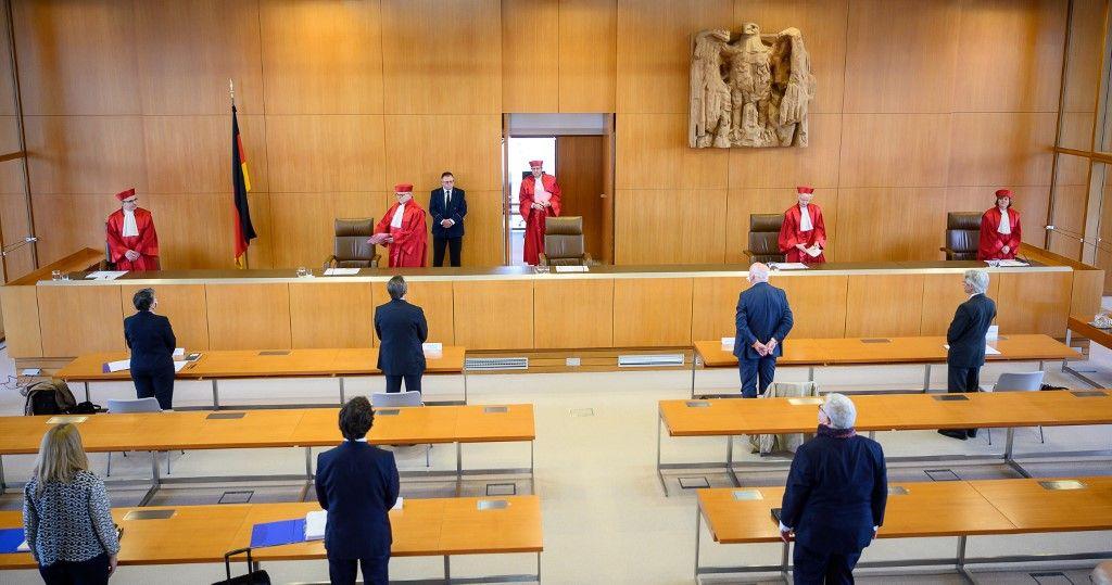 La BCE et la Cour de Karlsruhe