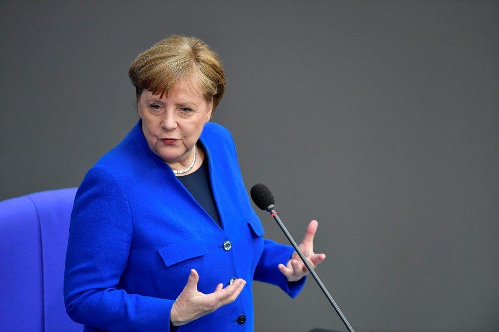 Angela Merkel, présidente de l'Union européenne en juillet, aura tous les moyens de sauver la zone euro. En aura-t-elle envie ?