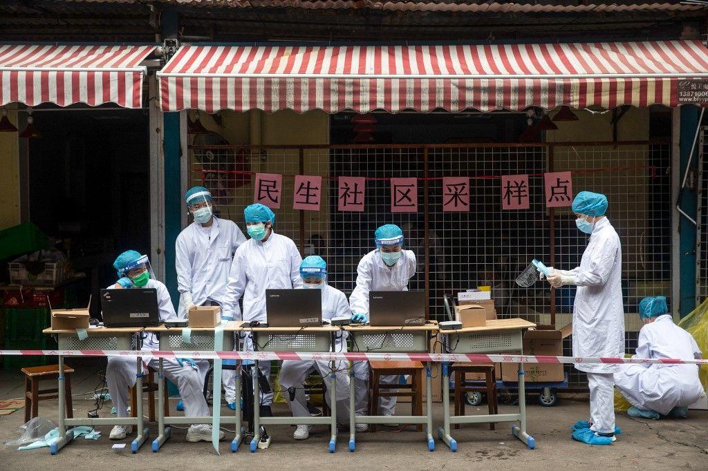 Covid-19 : une fuite de données confidentielles révélerait un bilan beaucoup plus important de personnes contaminées en Chine