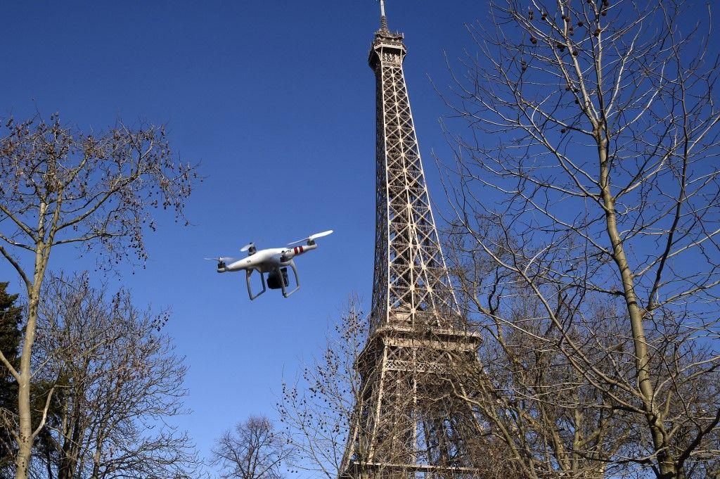 Le Conseil d'Etat interdit l'usage des drones à Paris pour surveiller le respect du déconfinement
