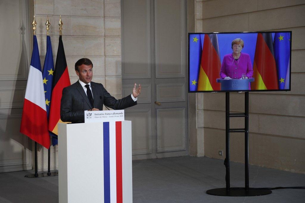 Plan de relance européen : Macron et Merkel face au défi de l'approbation des autres Européens