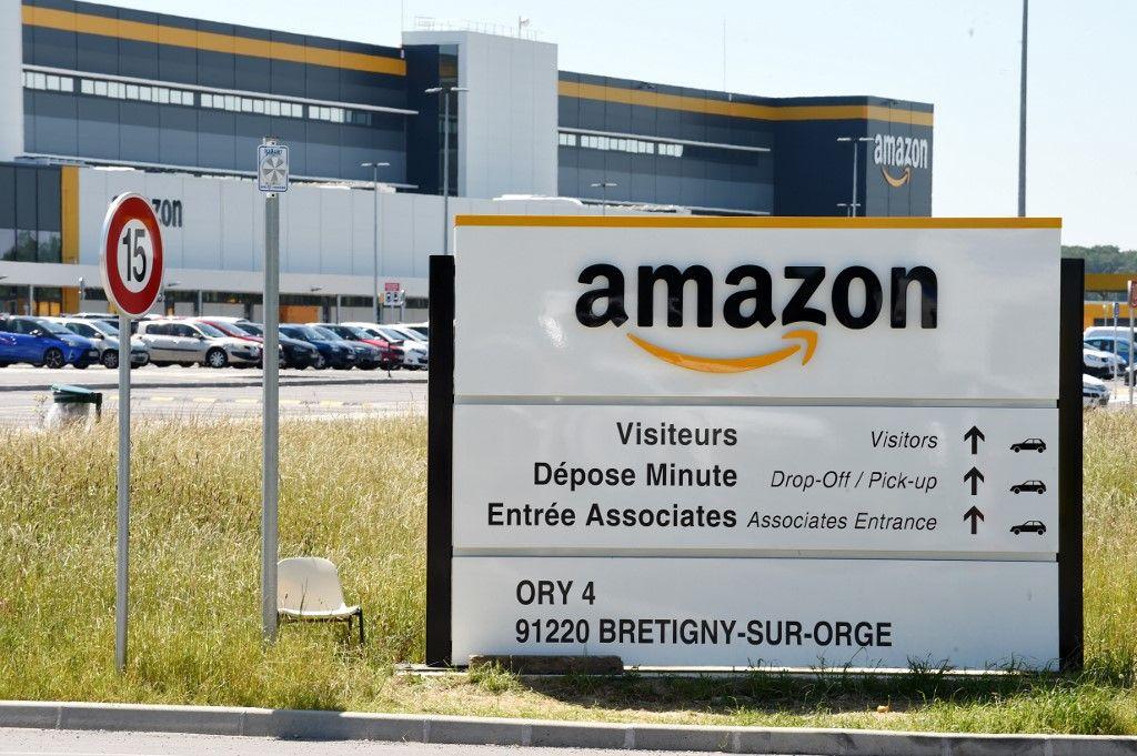 Amazon entreprise black friday France