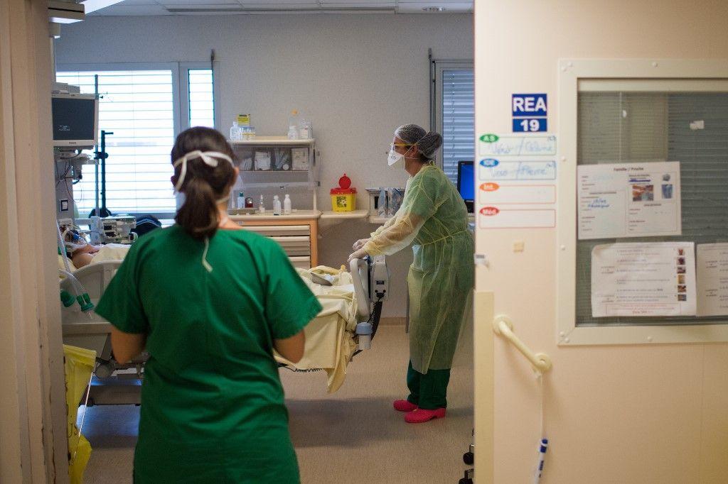 Plus de la moitié du personnel infirmier se dit en épuisement professionnel