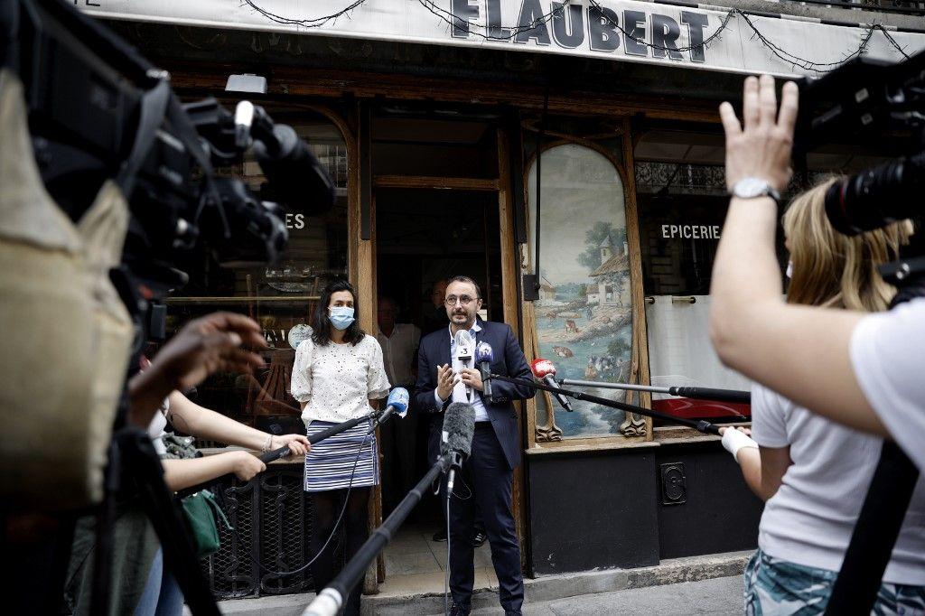 Confinement : le tribunal de commerce ordonne à Axa d'indemniser un restaurateur parisien