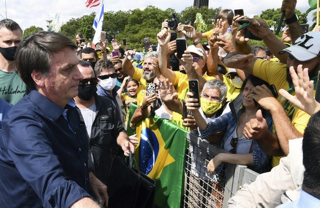 Le Brésil, nouvel épicentre du Covid-19 ?