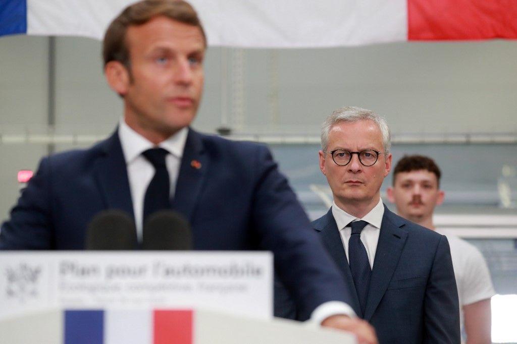 La France s'aveugle-t-elle sur la violence de la crise économique qui s'annonce comme elle l'a fait face au coronavirus ?