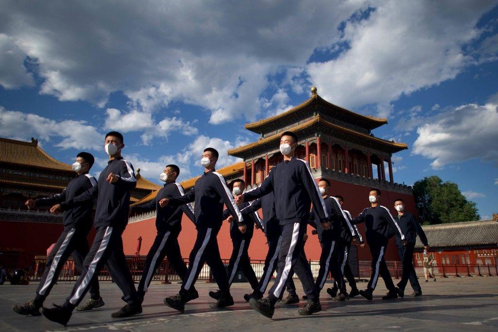 Le plan secret de la Chine pour tenter de restaurer son image (et gagner la bataille de la propagande)