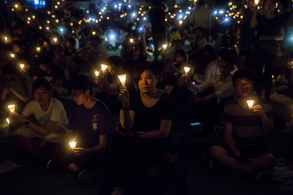 Hong Kong : la veillée pour Tiananmen a été interdite pour la première fois en 30 ans