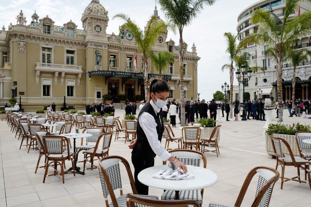 Monaco bars restaurants covid-19 coronavirus mesures couvre-feu