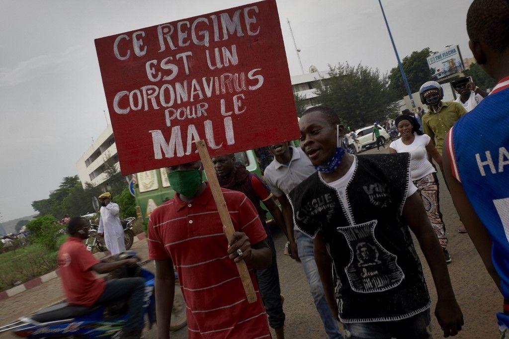 Vers un scénario à l'algérienne au Mali ?