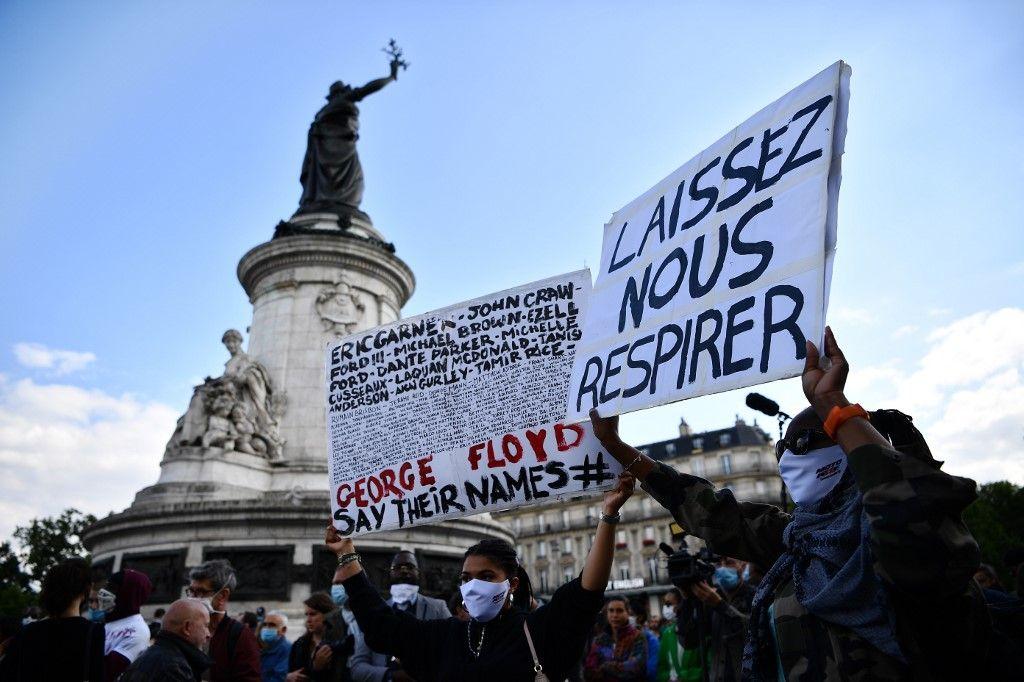 """Amine El Khatmi : """"Les Arabes et les Noirs ne sont pas des victimes de la France blanche"""""""