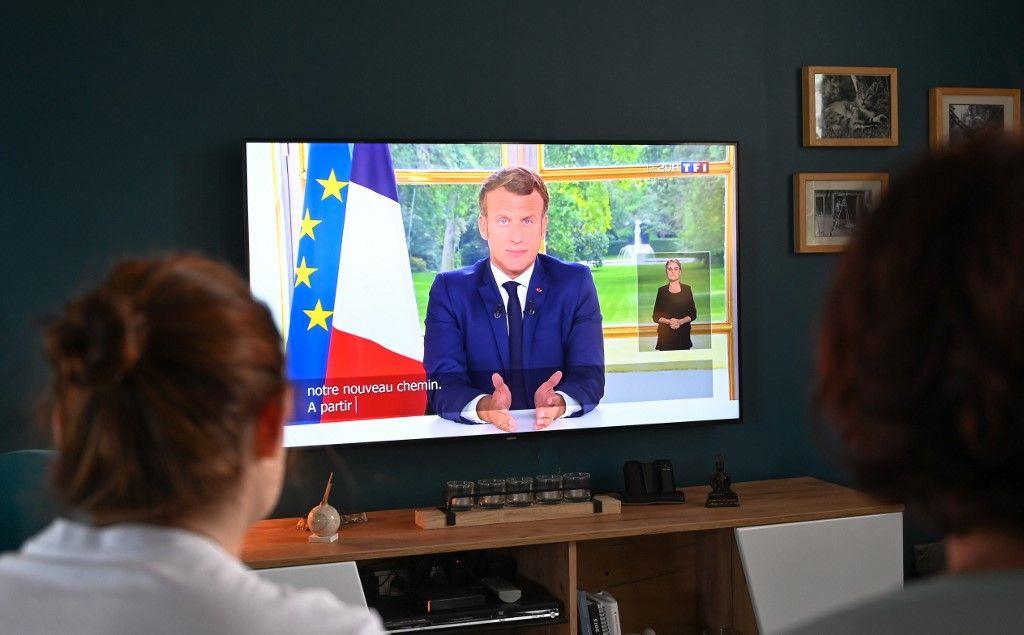 Allocution présidentielle. Le monde d'après semble bien parti pour se faire avec le Macron d'avant