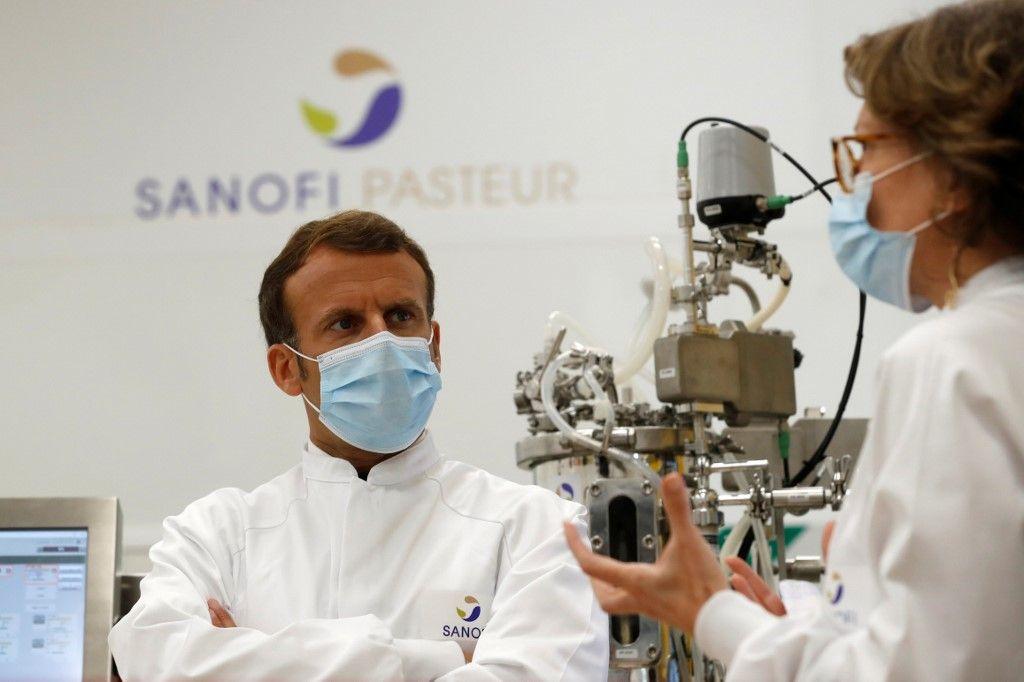 Sanofi va investir 610 millions d'euros dans la recherche et la production de vaccins en France