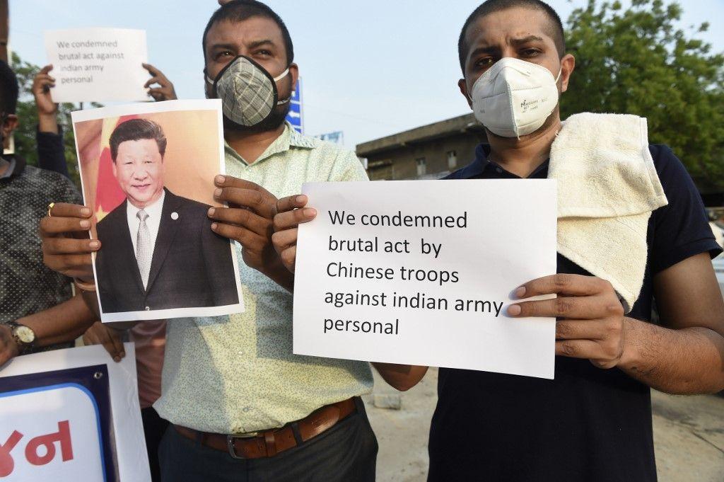 L'Inde confirme la mort de 20 soldats dans la confrontation frontalière avec la Chine