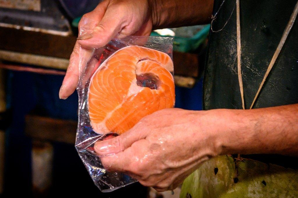 Retour du Coronavirus : panique chinoise sur le saumon