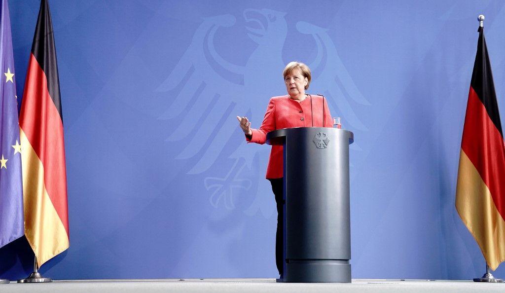 Angela Merkel semble croire de moins moins à un accord européen de relance par des prêts mutuels
