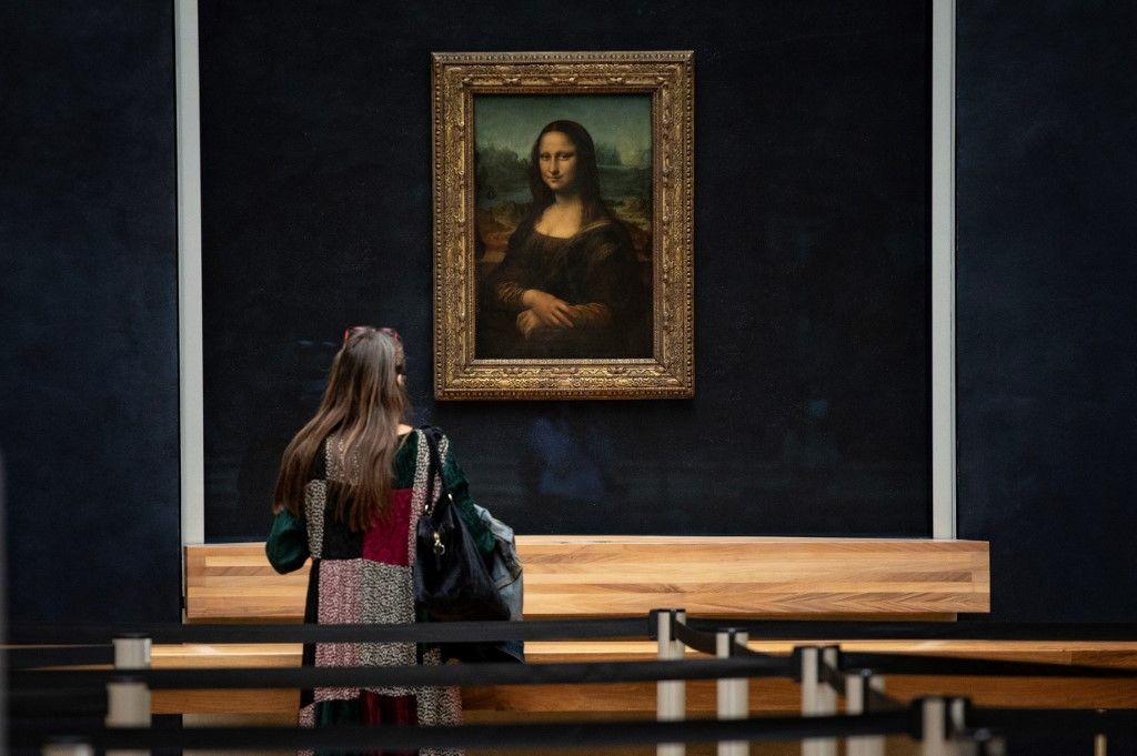 musée du Louvre La Joconde