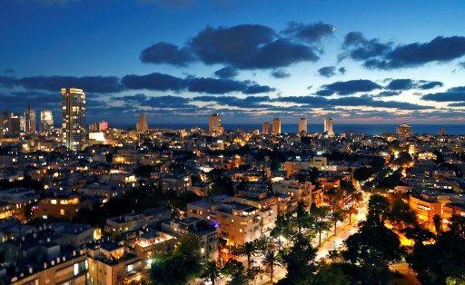 Tel Aviv, en Israël, est une ville où fleurissent les start-ups.
