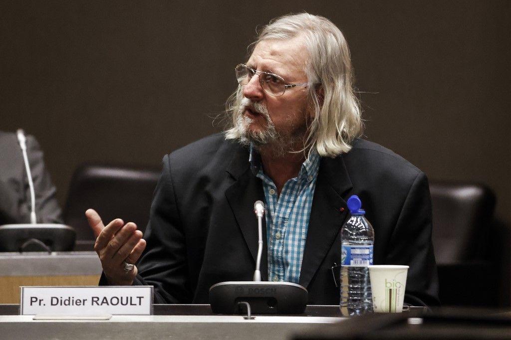 """Covid-19 : le Conseil scientifique et la Haute autorité de santé dénoncent des propos """"infamants"""" de Didier Raoult devant les députés"""
