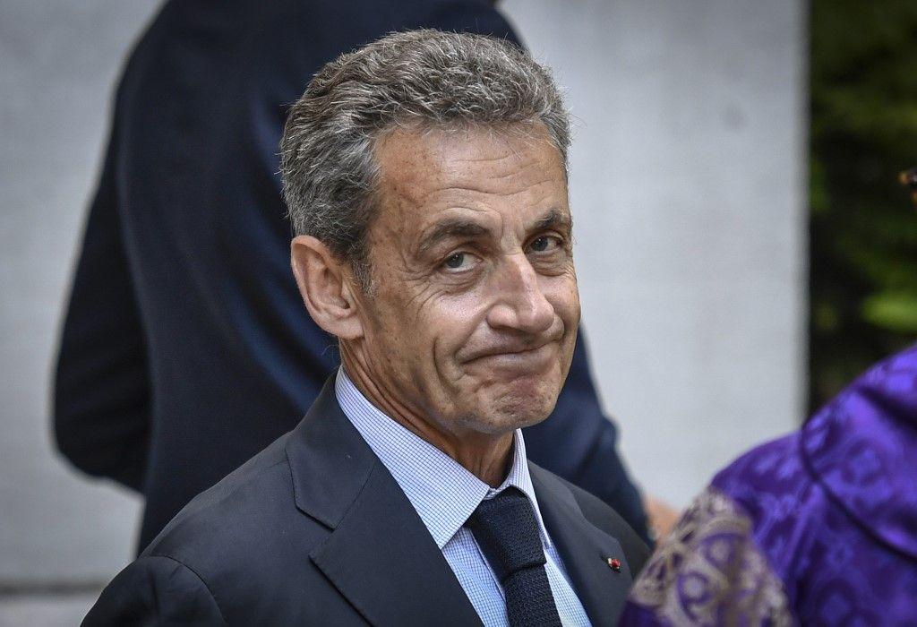 Nicolas Sarkozy Les Républicains LR François Baroin candidature
