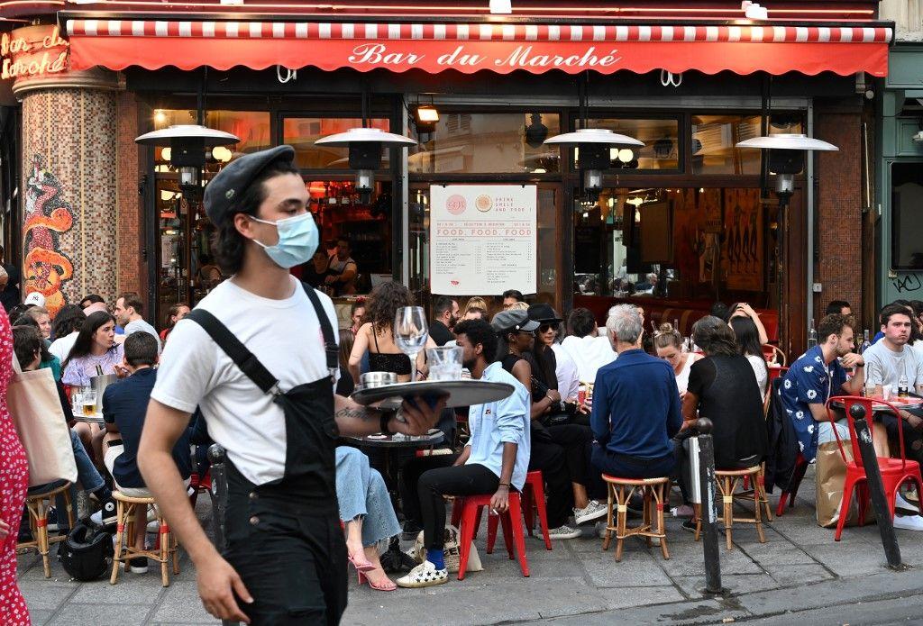 restaurant coronavirus Paris nouvelles mesures