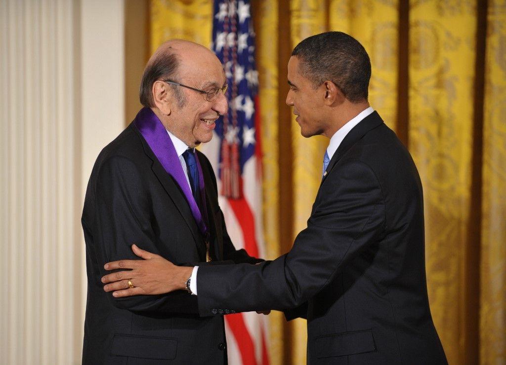 Milton Glaser, le créateur du logo «I Love New York», est mort
