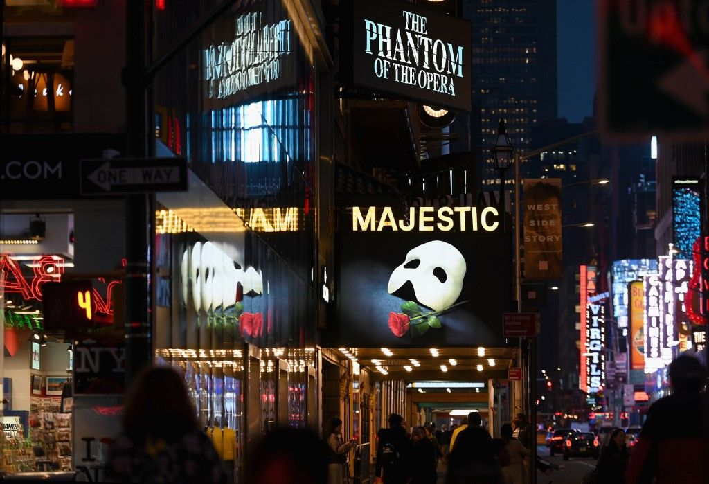 Coronavirus : les théâtres de Broadway seront fermés jusqu'en janvier 2021