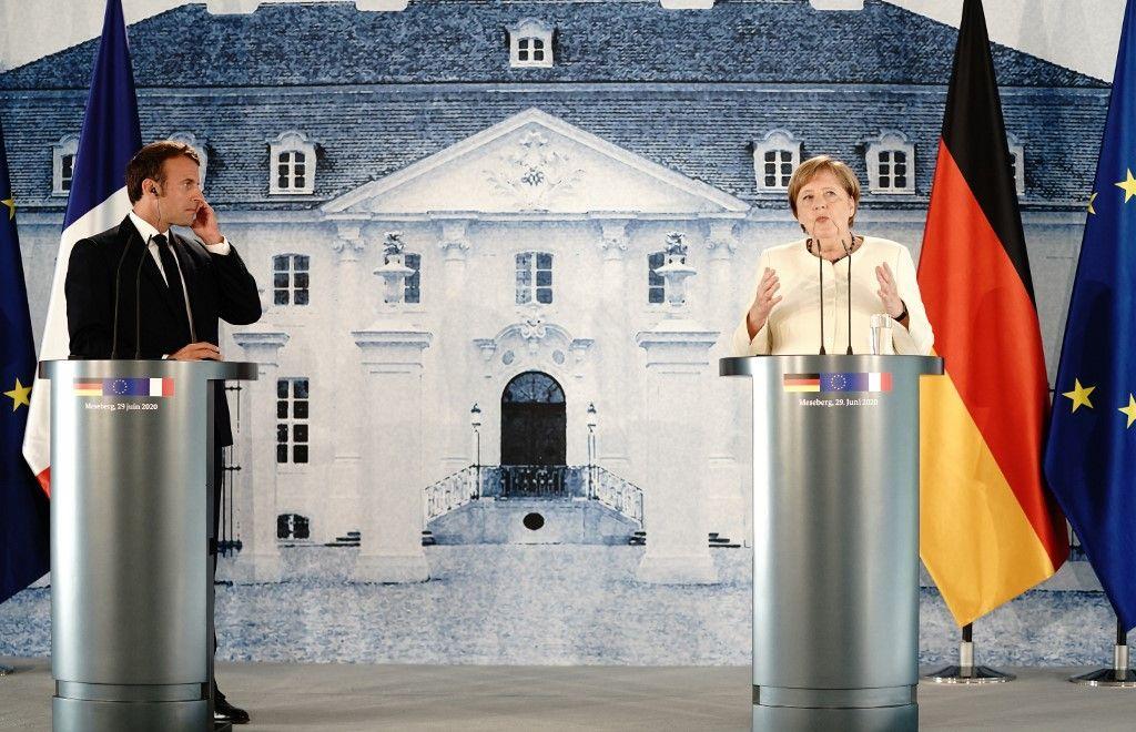Plan de relance européen : l'élan franco-allemand peine à convaincre le reste de l'Union