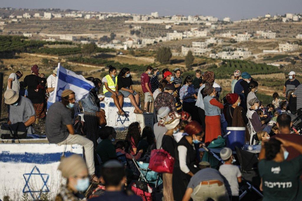 Israël – Palestine, l'impossible frontière ou l'arbre qui cache la forêt ?