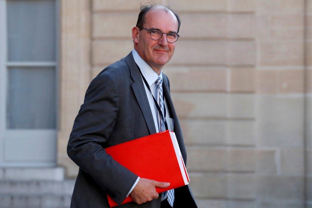 Jean Castex stratégie vaccinale vaccination France