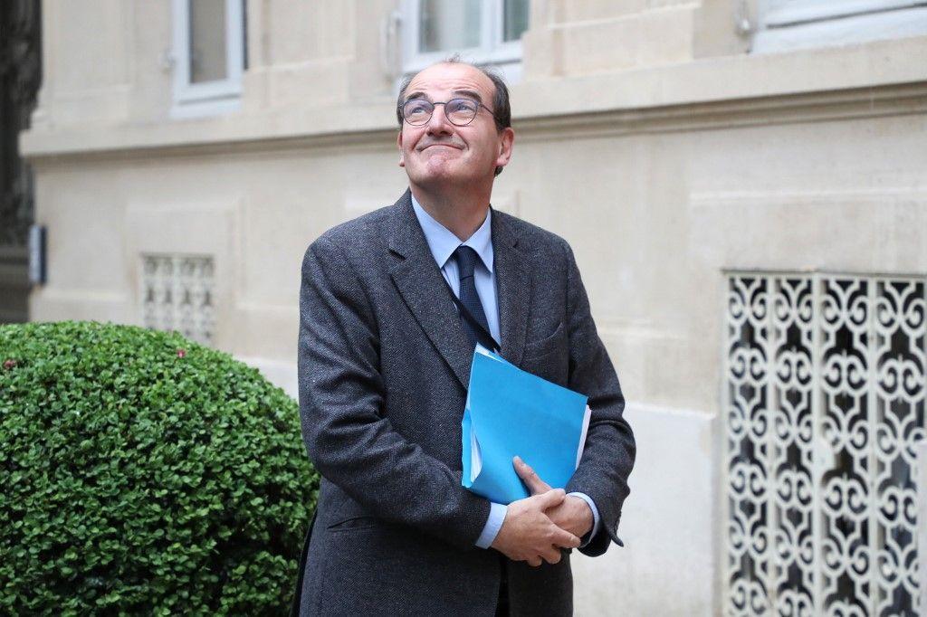 "Jean Castex ""mesure l'immensité de la tâche"" qui l'attend à Matignon"