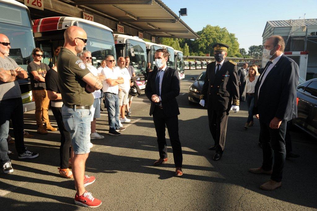 Le chauffeur de Bayonne a été lynché à mort : le ministre des transports a osé parler « d'incivilités » !