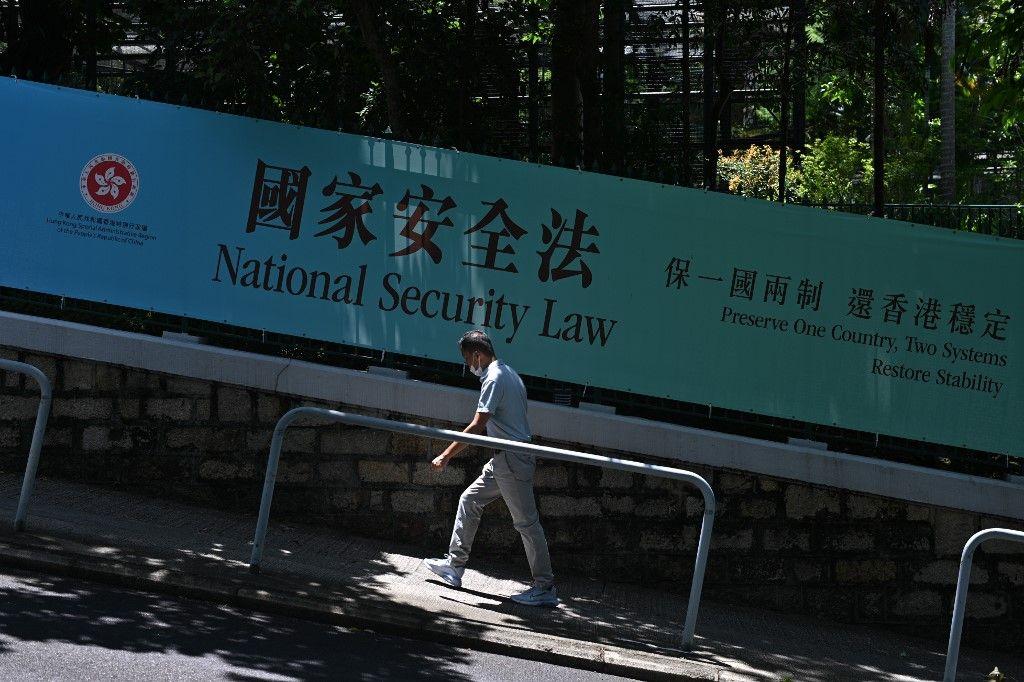 loi sécurité Hong Kong national security law