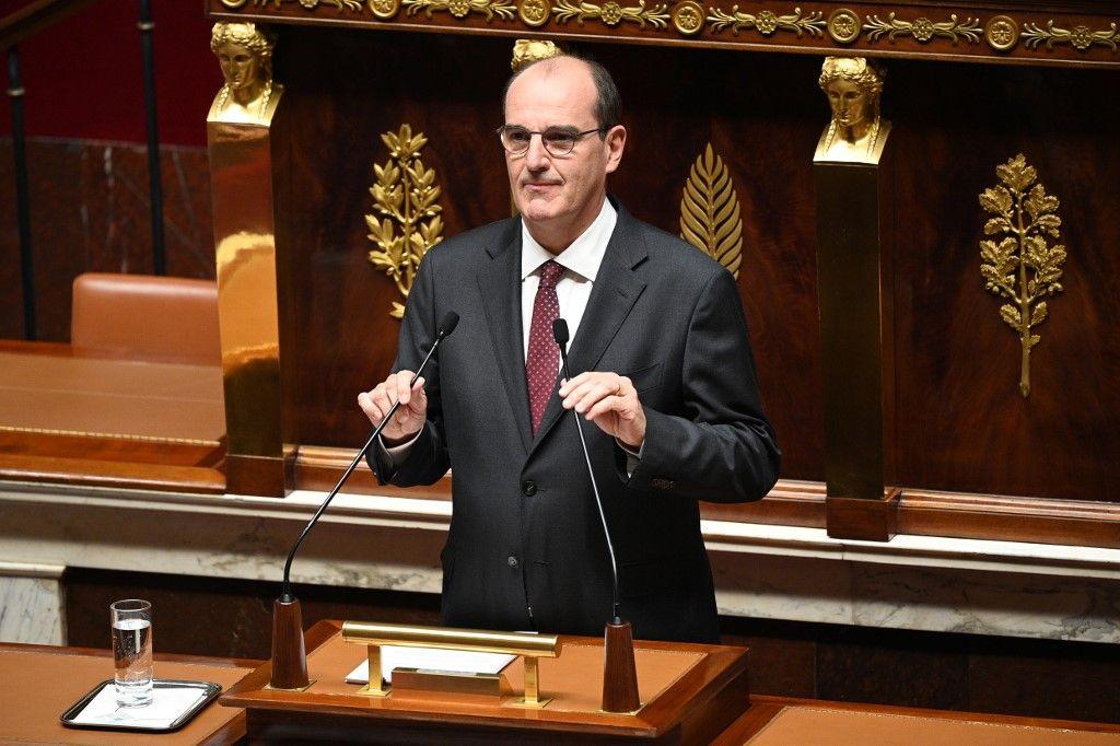 Jean Castex assemblée nationale