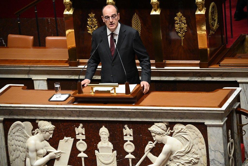 Jean Castex discours d epolitique générale assemblée nationale