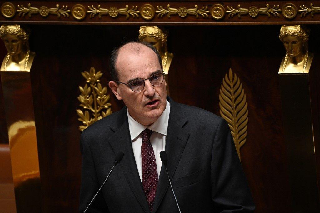 Discours de politique générale : retrouvez les principales annonces de Jean Castex à l'Assemblée nationale