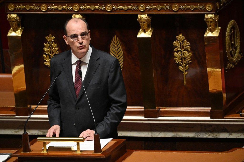 Jean Castex discours de politique générale assemblée nationale