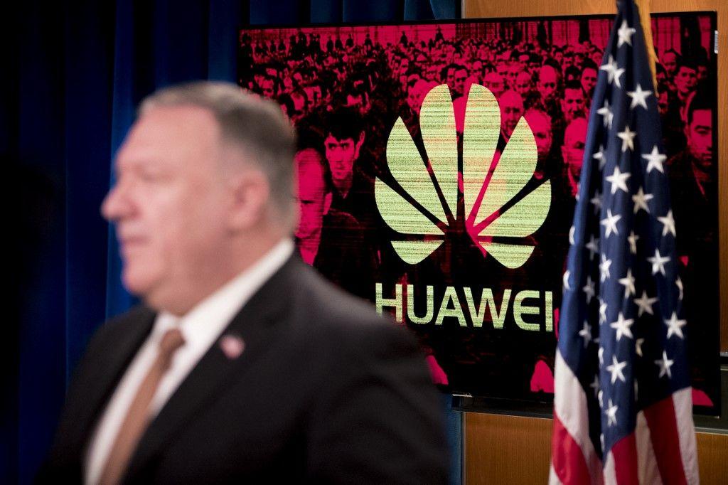 5G : le bras de fer politique de l'Occident face au géant chinois Huawei