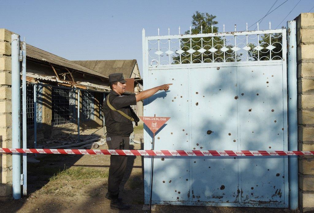 Azebaïdjan Haut-Karabagh conflit guerre