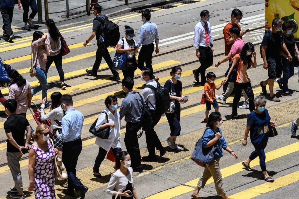 Chine population