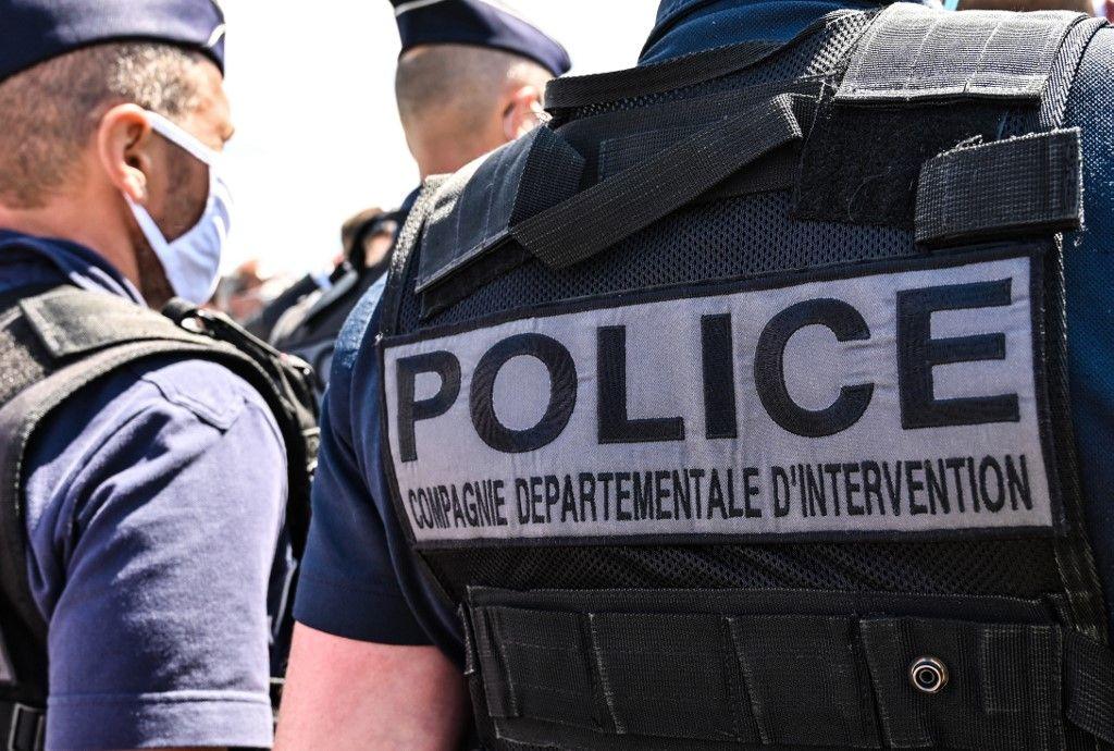 police ensauvagement