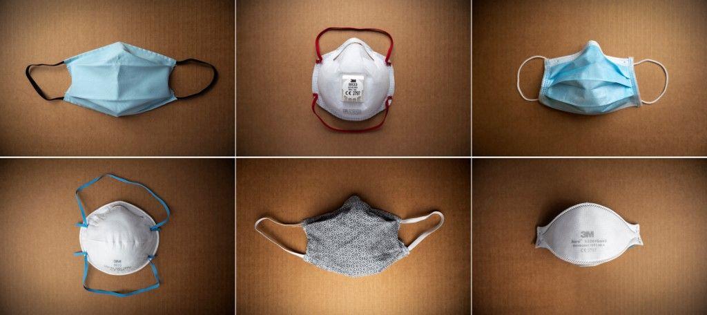 masques protection coronavirus covid-19 santé mesures barrières