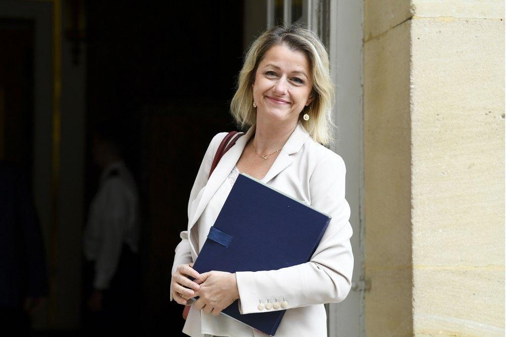 Barbara Pompili annonces du gouvernement écologie environnement chaudières terrasses chauffées