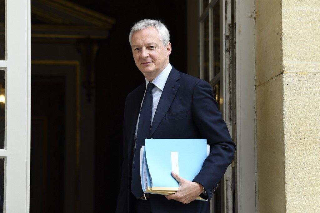 Bruno Le Maire plan de relance