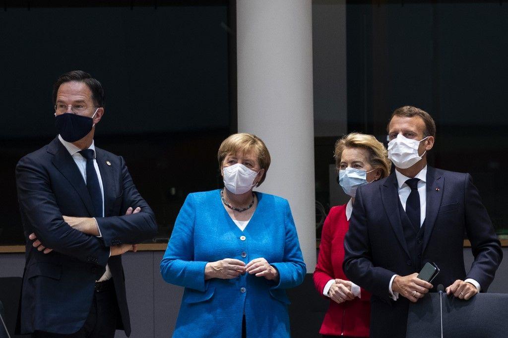 Europe 27 accor dplan de relance Union européenne pays frugaux accord négociations