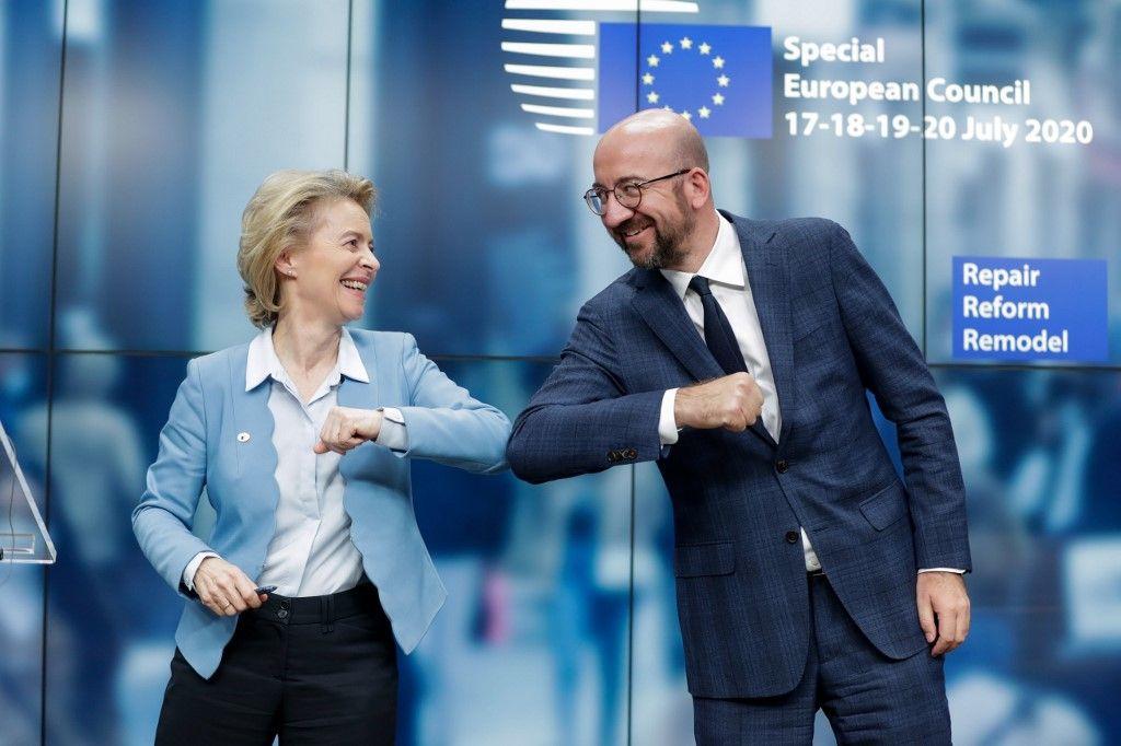 Le sommet de l'Union européenne vu de Londres