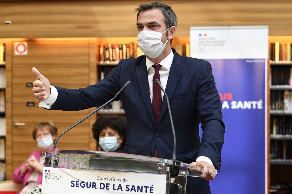 Olivier Véran ministre ségur de la santé