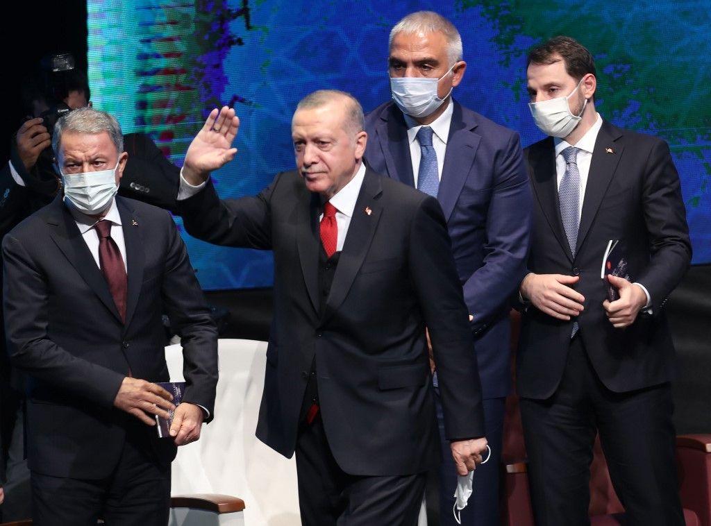 À l'assaut de la Méditerranée orientale : jusqu'où laissera-t-on aller Erdogan ?